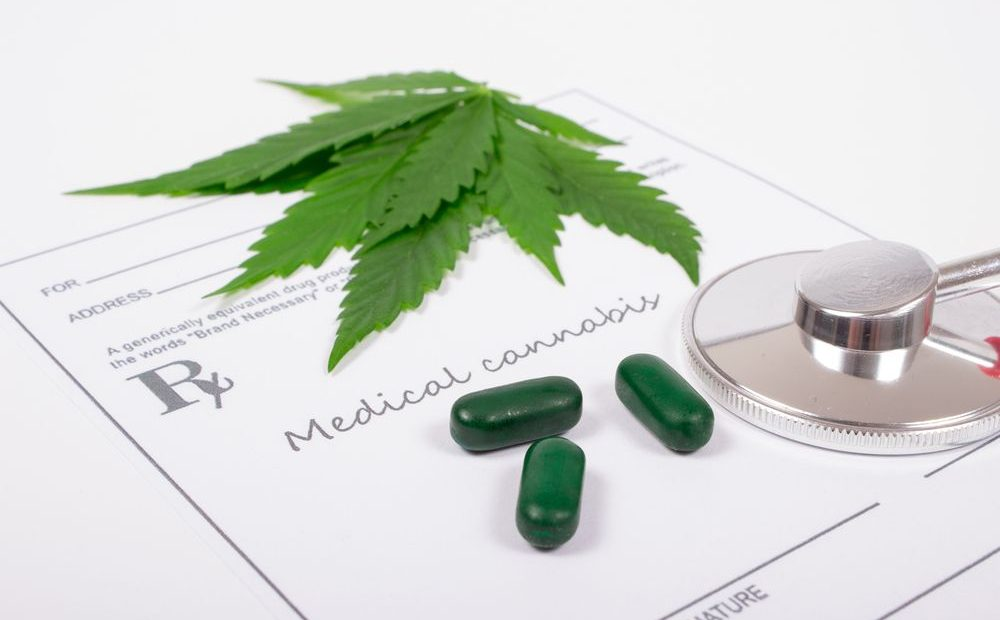 License for Medical Cannabis