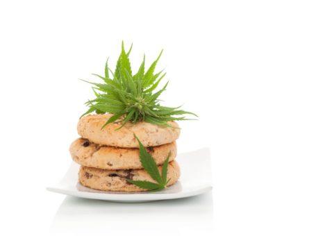 Crackers weed cooking