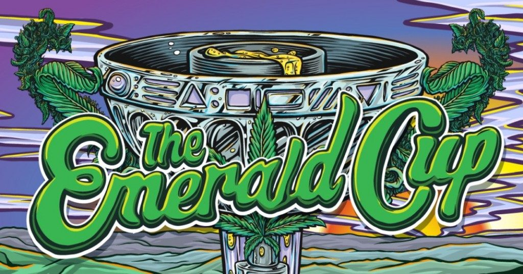 Emerald Cup is one of the largest contests in the United States