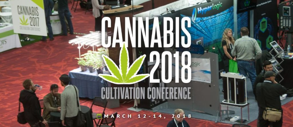 Info on the Cannabis Cultivation Conference Event