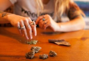 effects of cannabis on a woman's body