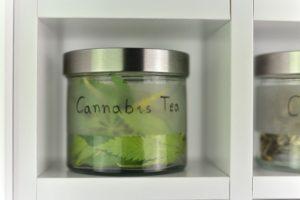 use hemp like a tea