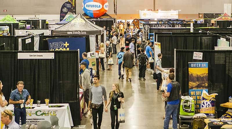 2018's Cannabis Trade Show