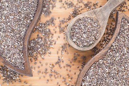 flaxseeds provide something that neither hemp or chia seeds don't: lignans
