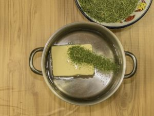 prepare the Cannabutter yourself