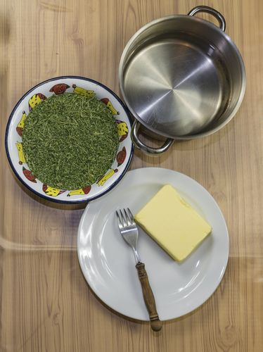 Looking for Ingredients for the Cannabutter Recipe