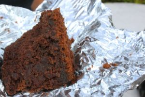 Our Space Cake Recipe